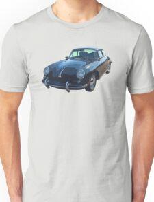 Black 1962  Porsche 356 E Unisex T-Shirt