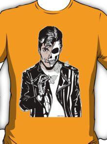 Alex Turner Skull Art T-Shirt