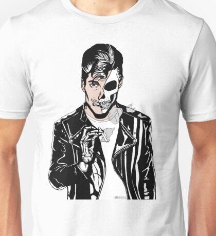 Alex Turner Skull Art Unisex T-Shirt