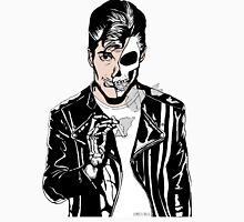 Alex Turner Skull Art Unisex T-Shirt