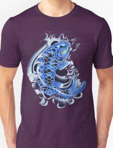 Blue Koi  Unisex T-Shirt