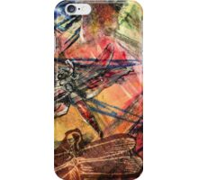 Dragonfly Lifted  iPhone Case/Skin