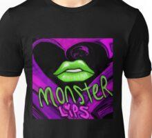 monster lips Unisex T-Shirt