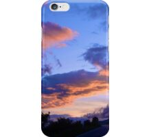 Evening Clouds iPhone Case/Skin