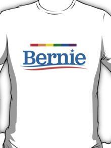 Rainbow Bernie Sanders 2016 Logo  T-Shirt