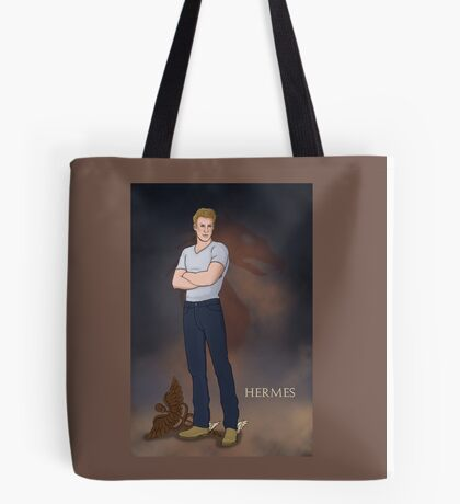 Hermes - Brandywine Investigations Tote Bag