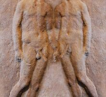 Ancient Fresco by Atanas Bozhikov