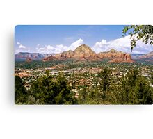 Sedona, Arizona Canvas Print