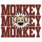 Monkey by Stevie B