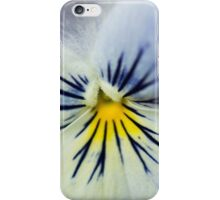 You Pansy. iPhone Case/Skin