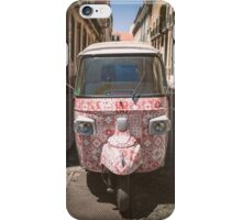 Colourful Tuk Tuk iPhone Case/Skin
