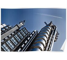 Lloyds Building Poster