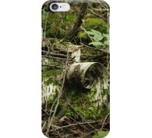 Curling Bark iPhone Case/Skin