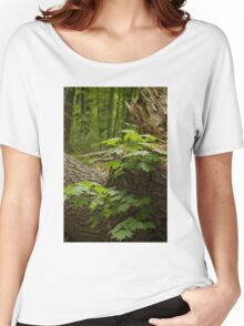 Along the path - Mud Lake, Ottawa, Ontario Women's Relaxed Fit T-Shirt