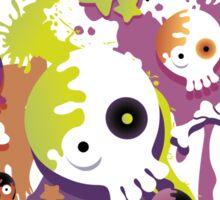 Splatoon - Splatfest ~ ROCK Sticker