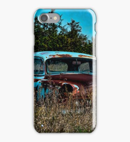 Abandoned  iPhone Case/Skin