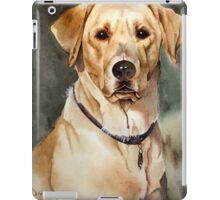 """Dove"" the Labrador Retriever iPad Case/Skin"