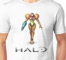 Metroid Halo Chief Aran Unisex T-Shirt