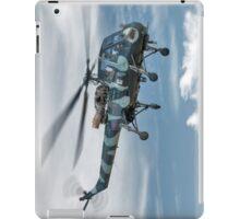 Westland Wasp iPad Case/Skin