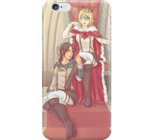 Yumikuri iPhone Case/Skin