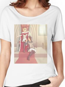 Yumikuri Women's Relaxed Fit T-Shirt