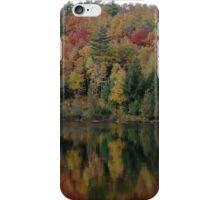 Fall Colors - Meech Lake, Gatineau, PQ iPhone Case/Skin