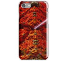 Death Ray Of Alpha 214 iPhone Case/Skin