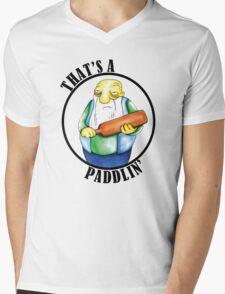 That's a Paddlin' Mens V-Neck T-Shirt