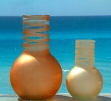 Cuban Vases by IngridSonja