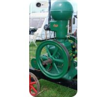 Stationary engine iPhone Case/Skin