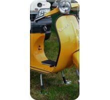 Vespa at the Padstow Show iPhone Case/Skin