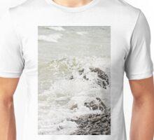 Shorelline - Presqui'le Provincial Park, Ontario Unisex T-Shirt