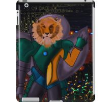 Chief Narsingh as the Universe protector iPad Case/Skin