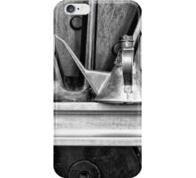 Steam Engine Abstract iPhone Case/Skin