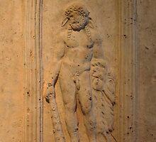 Ancient Male Torso by Atanas Bozhikov