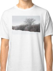 A Tree Among the Brush Classic T-Shirt