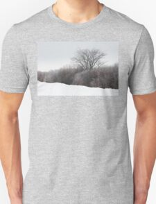 A Tree Among the Brush Unisex T-Shirt