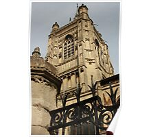 St Peter Mancroft Church Poster