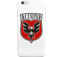 D.C. United iPhone Case/Skin