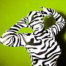 Zebrawoman XI by ARTistCyberello