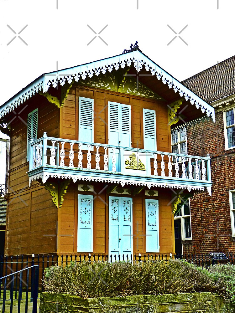Charles Dickens Chalet by Kim Slater