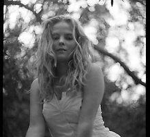 Portrait of Millie by Reynandi Susanto