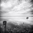Grassy Glassy Lake by Vikram Franklin