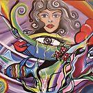 Painting for Nan by teresa robinson