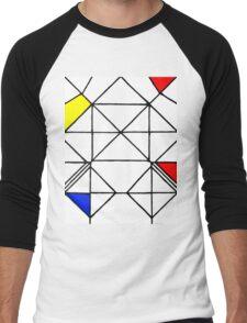 Heart Part III Men's Baseball ¾ T-Shirt