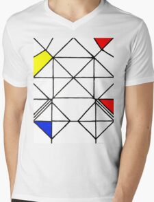 Heart Part III Mens V-Neck T-Shirt