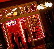 Tattoo  by Elizabeth Hoskinson