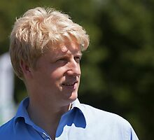 Jo Johnson MP for Orpington Kent by Keith Larby
