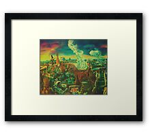 """Autumn Spirits"" Framed Print"