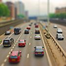 Miniature Motorway by RayDevlin